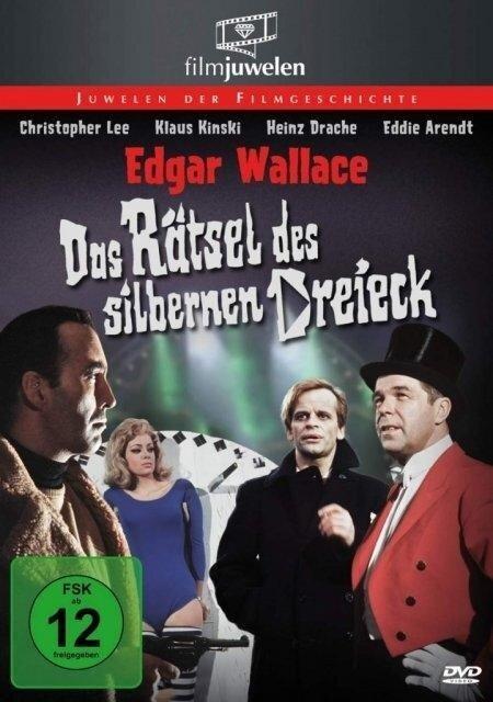 Edgar Wallace: Das Rätsel des silbernen Dreiecks. DVD -
