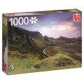 Trotternish Ridge, Schottland - 1000 Teile Puzzle -