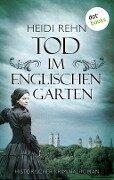 Tod im Englischen Garten - Heidi Rehn