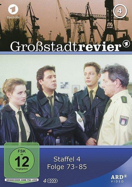 Großstadtrevier - Norbert Eberlein, Dieter Hirschberg, Felix Huby, Chris Brohm, Rainer Butt
