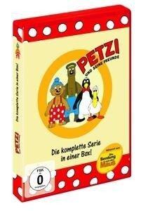 Petzi und seine Freunde - Die komplette Serie in einer Box! (6er Softbox) -