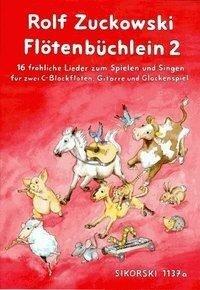 Flötenbüchlein 2 - Rolf Zuckowski