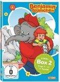 Benjamin Blümchen DVD - Sammelbox 2 -
