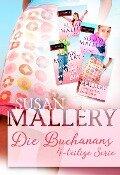 Die Buchanans - 4-teilige Serie - Susan Mallery