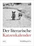 Der literarische Katzenkalender 2017 -