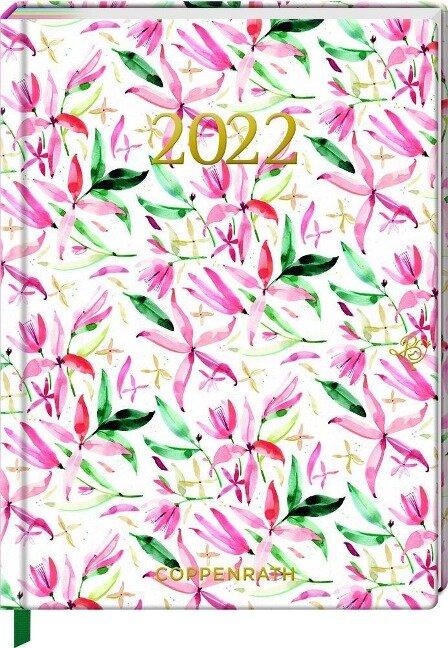 Mein Jahr 2022 - Blüten (All about rosé) -