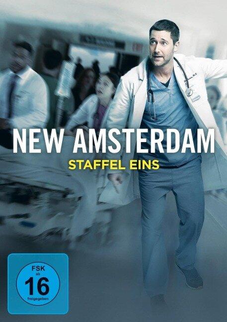 New Amsterdam - Staffel 1 -