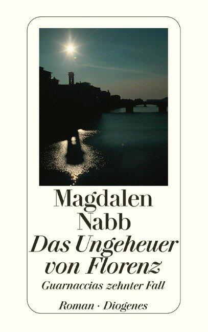 Das Ungeheuer von Florenz - Magdalen Nabb