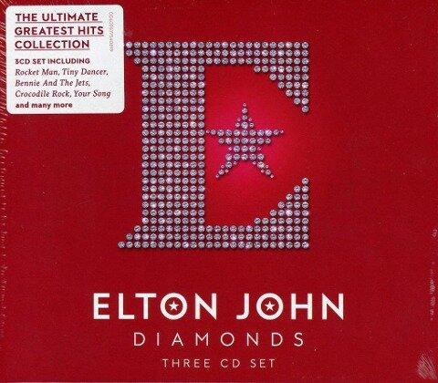 Diamonds (3CD Deluxe 2019) - Elton John