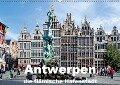 Antwerpen, die flämische Hafenstadt (Wandkalender 2019 DIN A2 quer) - Elke Krone