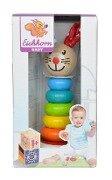 Eichhorn Baby: Steckfigur Maus -