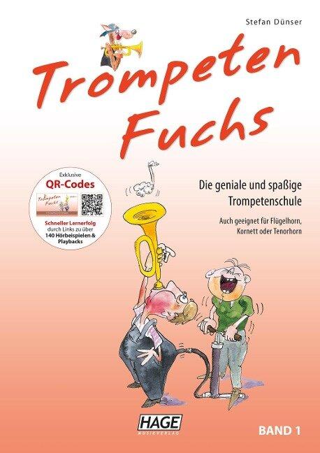 Trompeten Fuchs Band 1 - Stefan Dünser