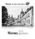 Worms gestern 2018 -