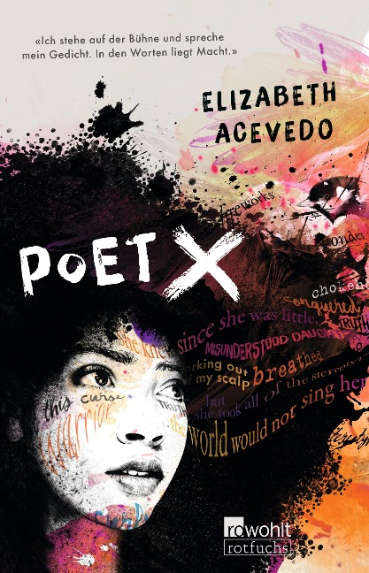 Poet X - Elizabeth Acevedo