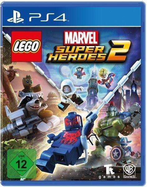 LEGO Marvel Super Heroes 2 (Playstation PS4) -