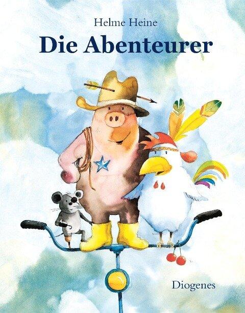 Die Abenteuerer - Helme Heine