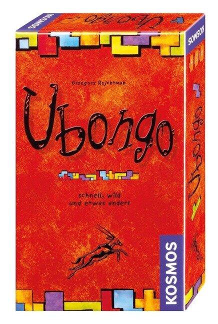 Ubongo - Grzegorz Reijchtman