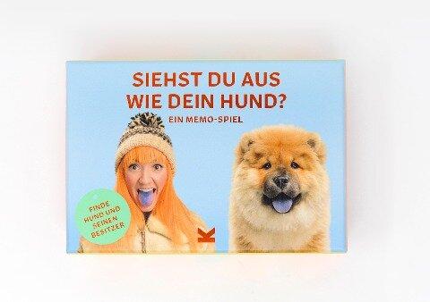 Siehst du aus wie dein Hund? -