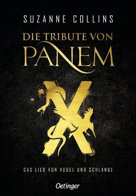 Die Tribute von Panem X. Das Lied von Vogel und Schlange - Suzanne Collins