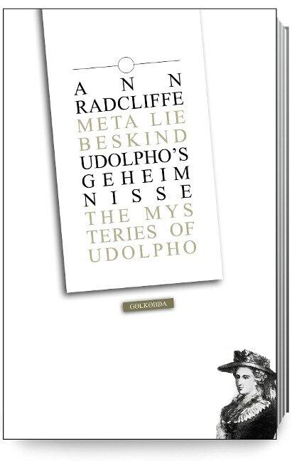 Udolpho's Geheimnisse - Ann Radcliffe