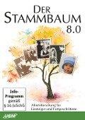 Stammbaum 8 -