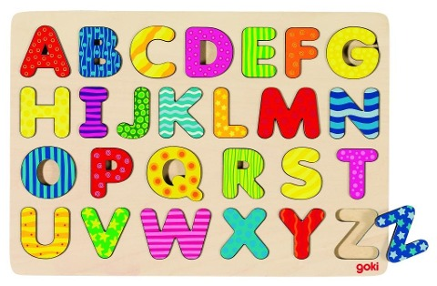Alphabetpuzzle -