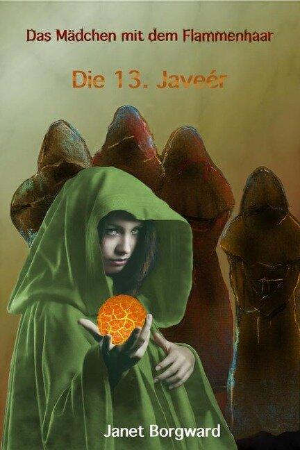 Das Mädchen mit dem Flammenhaar - Janet Borgward
