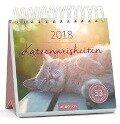Katzenweisheiten 2018 Postkartenkalender -