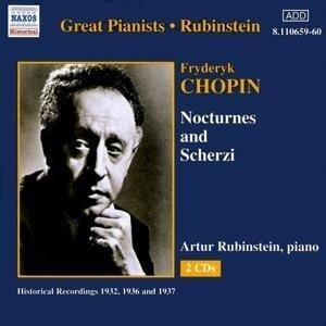 Nocturnes/Scherzi - Artur Rubinstein