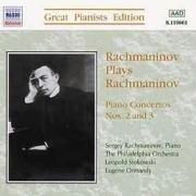 Klavierkonzert 2+3 - S. /Stokowski Rachmaninoff