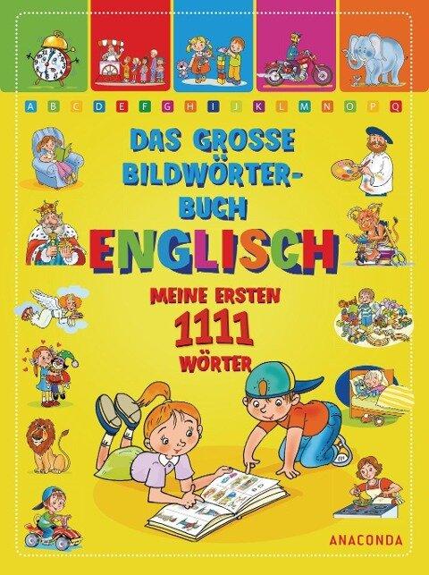 Das große Bildwörterbuch Englisch -