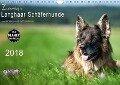 Zauberhafte Langhaar Schäferhunde (Wandkalender 2018 DIN A4 quer) Dieser erfolgreiche Kalender wurde dieses Jahr mit gleichen Bildern und aktualisiertem Kalendarium wiederveröffentlicht. - Petra Schiller