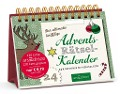 Der ultimativ knifflige Advents-Rätsel-Kalender (Jubiläumstitel) -