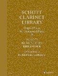 Schott Clarinet Library -