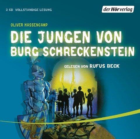 Oliver Hassencamp - Auf Schreckenstein Geht's Lustig Zu 3
