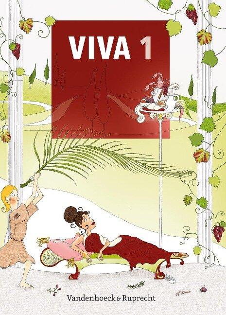 VIVA 1 - Inge Mosebach-Kaufmann, Verena Bartoszek, Verena Datené, Gregor Nagengast, Sabine Lösch