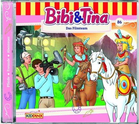 Bibi und Tina 86. Das Filmteam -