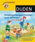 Lesedetektive Kindergartengeschichten zum Vorlesen - Meike Haas, Christian Tielmann, Iris Wewer, Henriette Wich