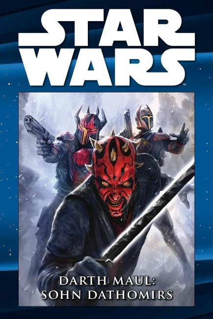 Star Wars Comic-Kollektion 18 - Darth Maul: Sohn Dathomirs - Jeremy Barlow, Juan Frigeri, Mauro Vargas, Christian Read, Rob Williams
