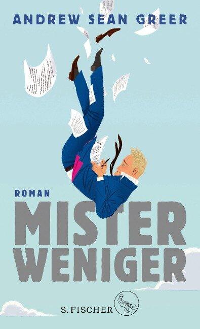 Mister Weniger - Andrew Sean Greer