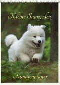 Kleine Samojeden (Tischkalender 2018 DIN A5 hoch) - Claudia Pelzer / www. Pelzer-Photography. com