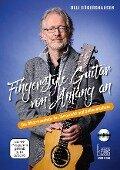 Fingerstyle Guitar von Anfang an - Ulli Bögershausen