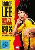 Bruce Lee Box zum 75. Geburtstag -
