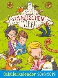 Die Schule der magischen Tiere Schülerkalender 2018/2019 - Margit Auer