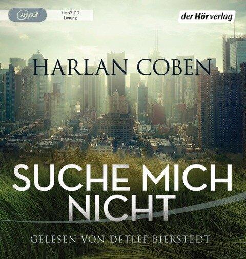 Suche mich nicht - Harlan Coben