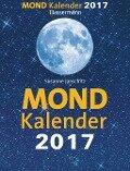 Mondkalender 2017 - Abreißkalender - Susanne Janschitz