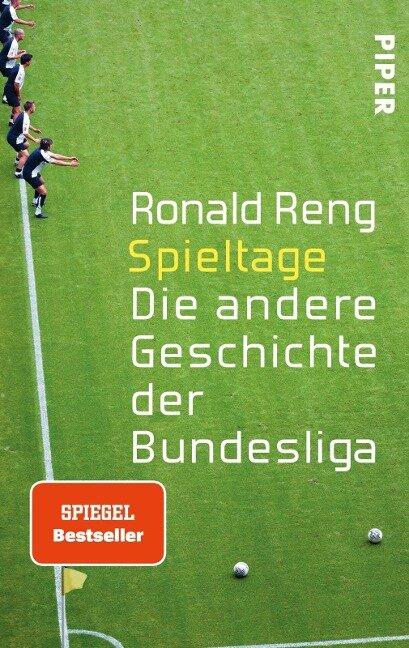 Spieltage - Ronald Reng