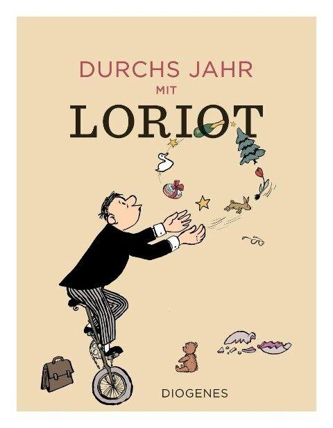 Durchs Jahr mit Loriot - Loriot