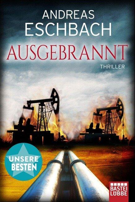 Ausgebrannt - Andreas Eschbach