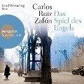 Das Spiel des Engels - Carlos Ruiz Zafón